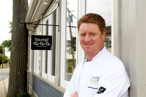 Chef Michael Howell Tempest
