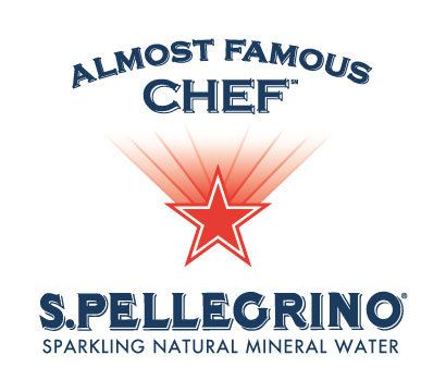 S. Pellegrino almost famous chef competition