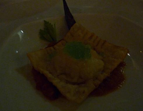 RPDC Chef's Plate Ravioli